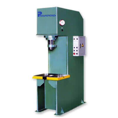 C-Frame Hydraulic Press model of SLS-10C~SLS-50C product image