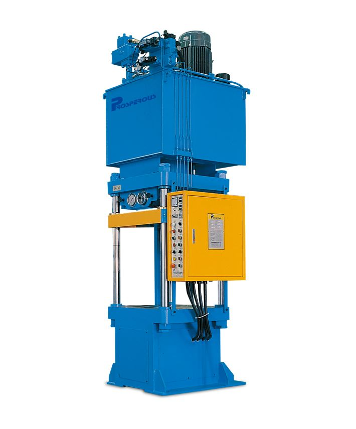 Four-Column Hydraulic Press product image