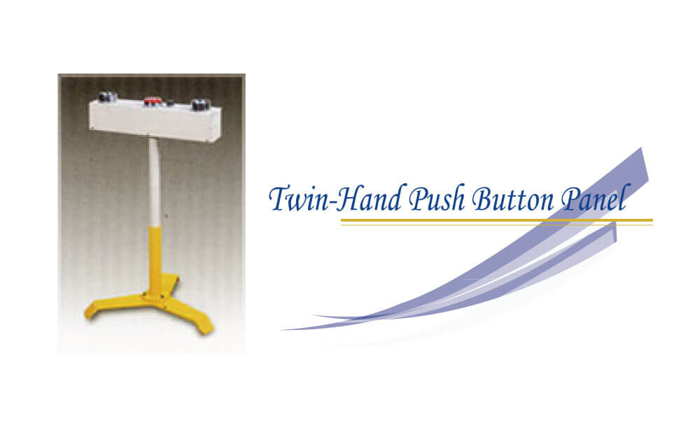 Twin Hand Push Buttom