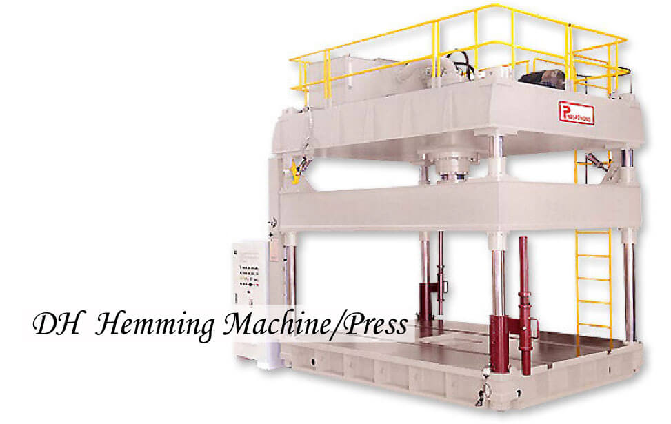 DH Hemming Machine model of DH-150 product image